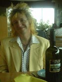 long and blond and a bottle of wine - 2002